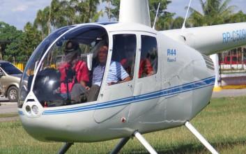 Ντουτέρτε: Πέταξα κάποτε άνθρωπο από ελικόπτερο, θα το ξανακάνω
