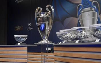Αυτές είναι οι ματσάρες του Champions League