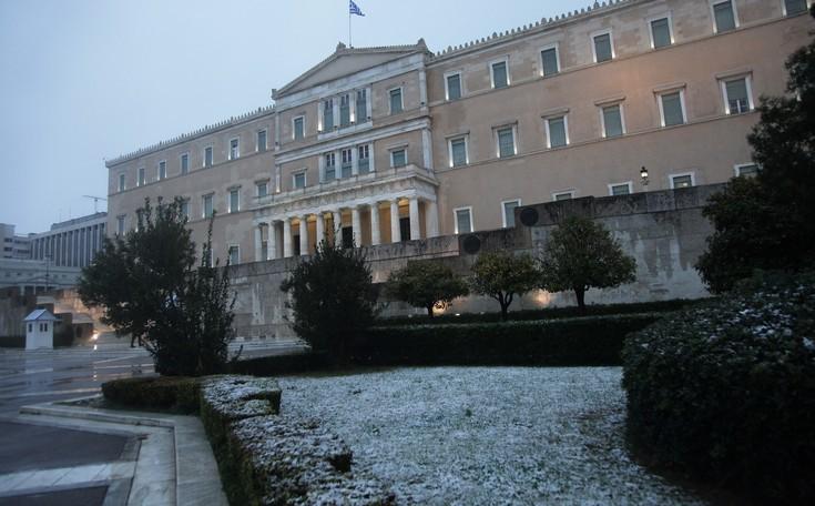 Αποτέλεσμα εικόνας για χιονι αθηνα