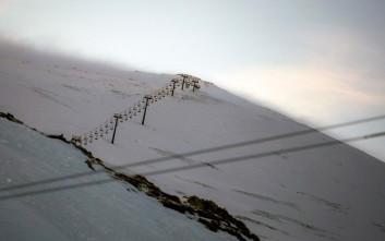 «Ανοιχτά και ασφαλή τα χιονοδρομικά κέντρα στη Βόρεια Ελλάδα»