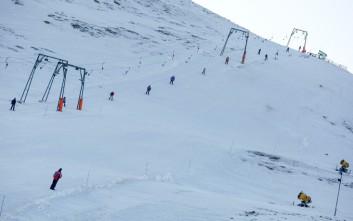 Χιόνια μέχρι το Πάσχα «υπόσχονται» τα χιονοδρομικά κέντρα της Βόρειας Ελλάδας