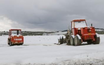 Ανατράπηκε όχημα με εργαζόμενους στο ορυχείο Αμυνταίου