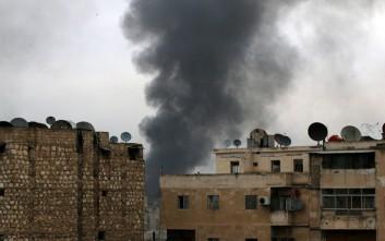 Παγιδευμένο αυτοκίνητο εξερράγη σε καταυλισμό στη Συρία