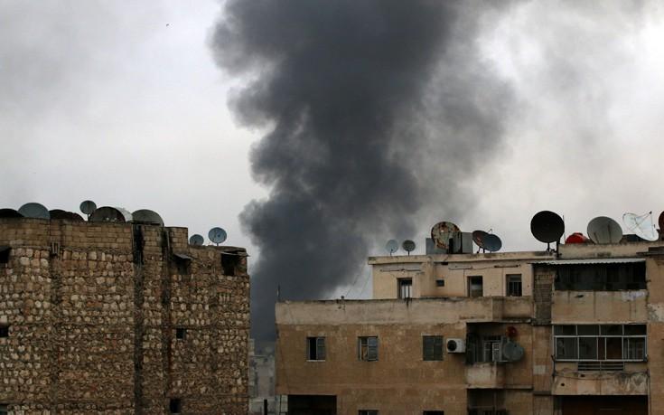 Καταρρίφθηκε στρατιωτικό αεροσκάφος στη Συρία