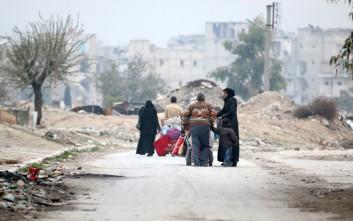 Ομαδικός τάφος με 21 πτώματα βρέθηκε στο Χαλέπι
