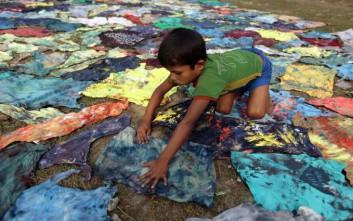 Έτσι δουλεύουν παιδιά-εργάτες στο Μπανγκλαντές