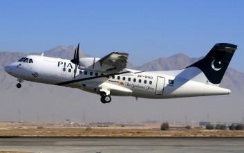 Συντριβή αεροπλάνου στο Πακιστάν