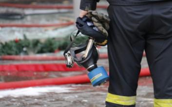 Υλικές ζημιές προκάλεσε φωτιά στο ΚΕΘΕΑ στη Σίνδο
