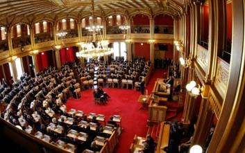 Η νορβηγική κυβέρνηση γλίτωσε στο παρά πέντε την κατάρρευση