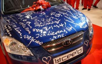 Επέτειος 10 χρόνων για την Kia στην Ευρώπη