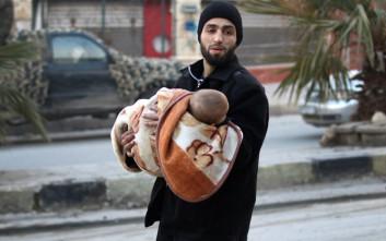 Έκκληση να ανοίξουν ανθρωπιστικοί διάδρομοι στη Συρία