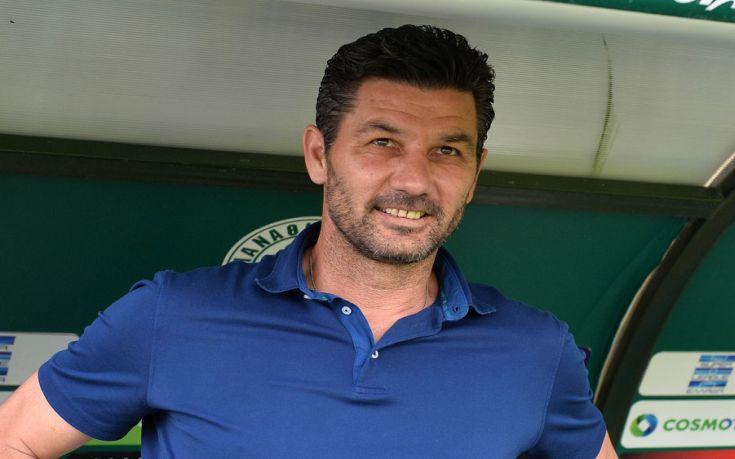 Και επίσημα νέος προπονητής του Παναθηναϊκού ο Ουζουνίδης