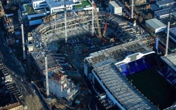 Δείτε πώς χτίζεται το νέο γήπεδο της Τότεναμ