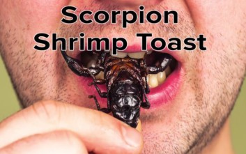 Άνθρωποι τρώνε για πρώτη φορά στη ζωή τους έντομα