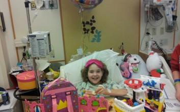 Το θαύμα που επανέφερε στη ζωή το κοριτσάκι που βρέθηκε μια ανάσα από τον θάνατο