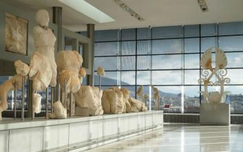 Το Μουσείο της Ακρόπολης κλείνει 10 χρόνια λειτουργίας