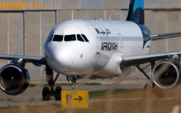 Απελευθερώνονται μέλη του πληρώματος του αεροσκάφους