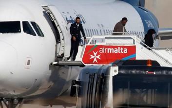 Ρέπλικες τα όπλα που χρησιμοποίησαν οι αεροπειρατές στη Μάλτα