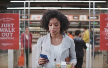 Το «μίνι μάρκετ» της Amazon στο Σιάτλ που δεν έχει ταμεία ούτε ουρές