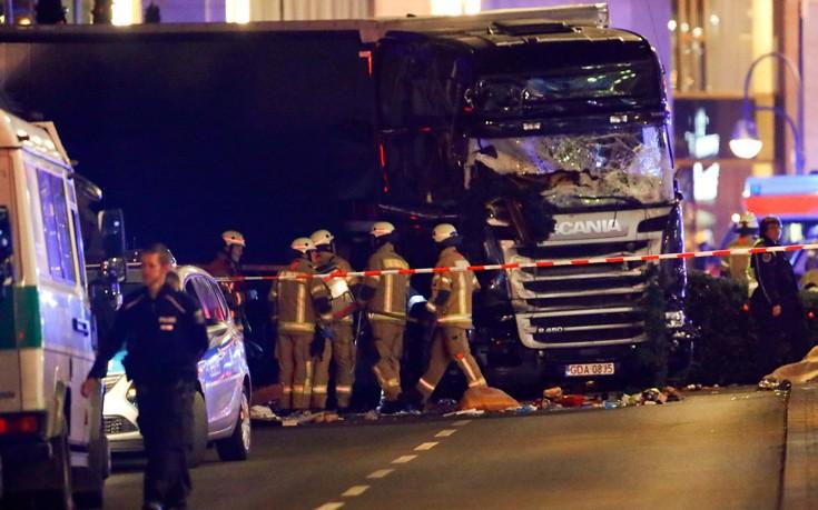 Bild: Πακιστανός ο δράστης της επίθεσης στο Βερολίνο
