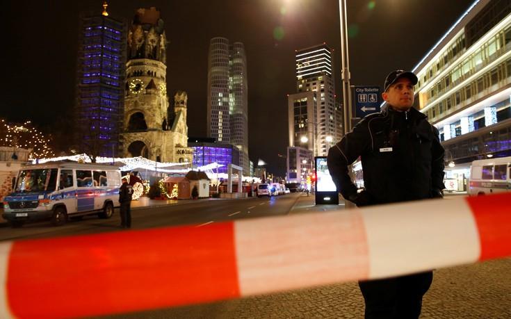 Ποσότητα πυρομαχικών βρέθηκε κοντά σε χριστουγεννιάτικη αγορά στο Βερολίνο