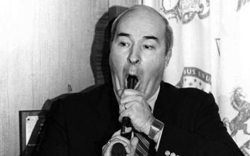 Η ιστορία του αμερικανού υπουργού Οικονομικών που αυτοκτόνησε σε ζωντανή μετάδοση