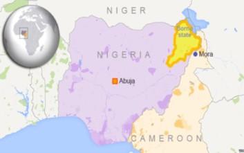 Δύο νεκροί από επίθεση βομβιστή αυτοκτονίας στο Καμερούν