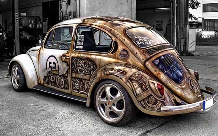 Αυτοκίνητα με την προσωπική πινελιά του ιδιοκτήτη