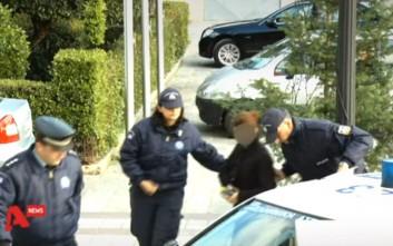 Επεισοδιακά συνεχίστηκε η δίκη της «μαύρης χήρας» στην Τρίπολη