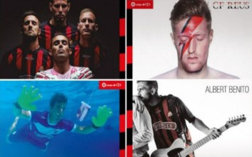 Ρεούς, η ομάδα των Nirvana, Queen και Βοwie