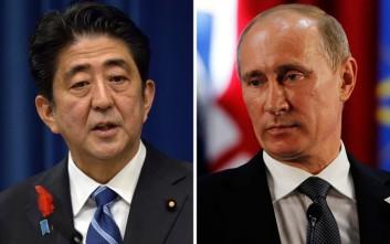 Τον Πούτιν θα συναντήσει ο Ιάπωνας πρωθυπουργός