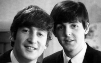 Πολ ΜακΚάρτνεϊ και Τζον Λένον δύο «άσπονδοι» φίλοι
