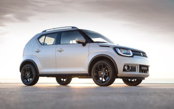 Σύντομη δοκιμή του νέου Suzuki Ignis
