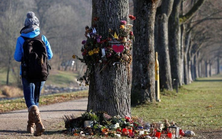 Ευθύνες στην Ελλάδα από το Βερολίνο για τον αφγανό δολοφόνο