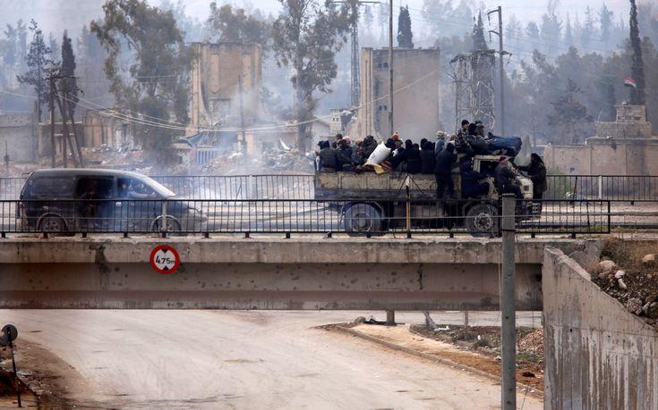 Βομβιστική επίθεση στη Συρία με τουλάχιστον 10 άμαχους νεκρούς