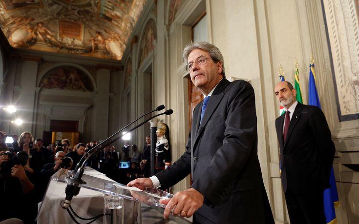 Επίσημα στις 4 Μαρτίου οι βουλευτικές εκλογές στην Ιταλία