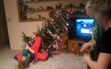 Γκάφες και ατυχίες με άρωμα Χριστουγέννων