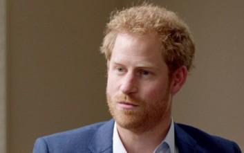 Ο πρίγκιπας Χάρι μιλάει για το θάνατο της μητέρας του και συγκινεί
