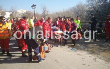 Αθλητής έπαθε ανακοπή στον ημιμαραθώνιο της Λάρισας