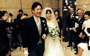 Στην Ιαπωνία παντρεύονται τους καλύτερούς τους φίλους