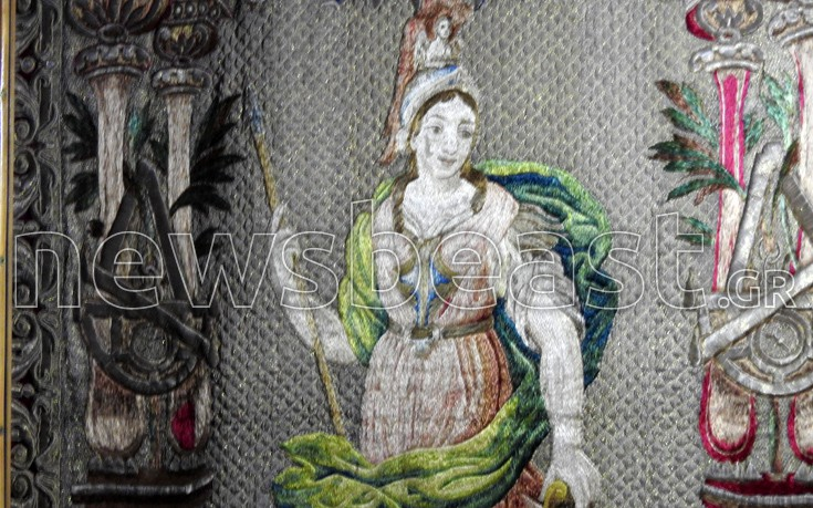Η ιστορική σκηνή του Ναπολέοντα και τα σπάνια κειμήλια της μονής Εσφιγμένου