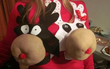 Χριστουγεννιάτικα πουλόβερ που ποτέ δε θα φόραγες