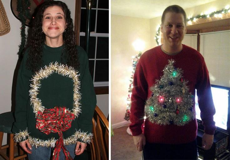 d264097f1af6 Χριστουγεννιάτικα πουλόβερ που ποτέ δε θα φόραγες
