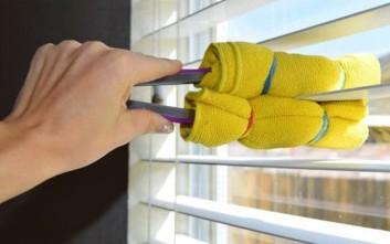 Μικρά κόλπα για να καθαρίσετε το σπίτι σας