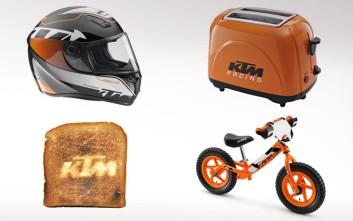 Τριήμερο προσφορών σε εξοπλισμό, αξεσουάρ και μοτοσυκλέτες ΚΤΜ