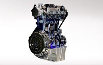 Ο πρώτος τρικύλινδρος κινητήρας στον κόσμο με απενεργοποίηση κυλίνδρου
