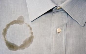 Τι να κάνετε αμέσως μόλις λερωθεί ένα ρούχο σας με λάδι
