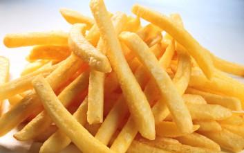Το μυστικό για πιο υγιεινές τηγανιτές πατάτες που λίγοι γνωρίζουν