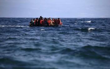 Μειωμένες οι προσφυγικές ροές εξαιτίας του κακού καιρού