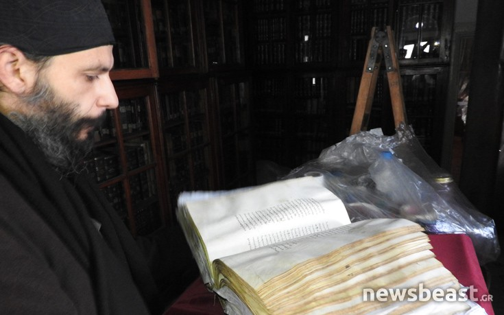 Ένας μοναχός μιλάει για τη ζωή, την απαλλαγή από τη σάρκα και τους πειρασμούς